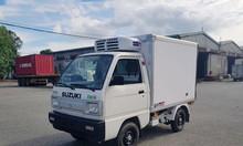 Suzuki Truck thùng đông lạnh giá 3xx triệu, hỗ trợ trả góp 80%