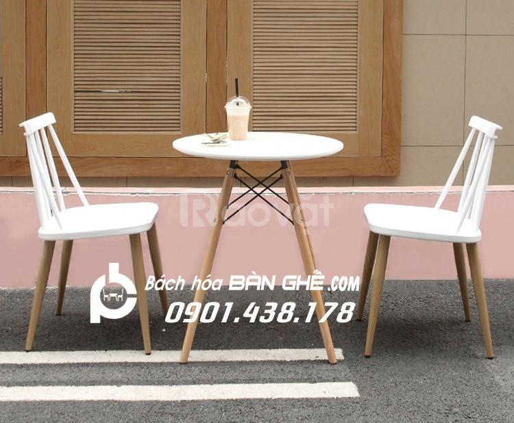 Bộ bàn ghế ăn phòng bếp, bàn ghế tiếp khách phòng khách căn hộ