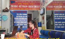 Học kế toán cấp tốc Hà Nội, Nhổn, Mỹ Đình, Từ Liêm, Cầu Giấy