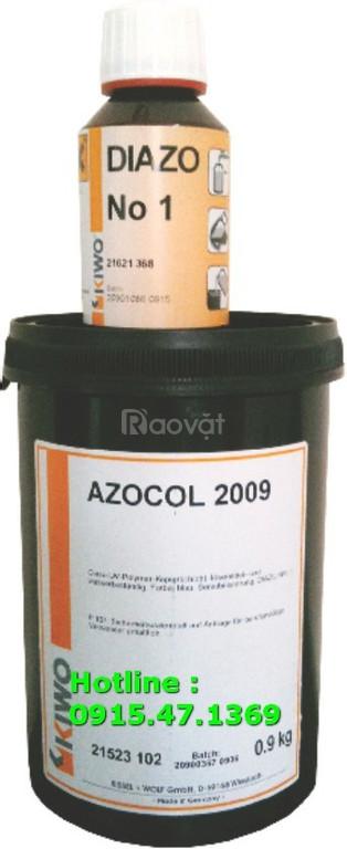Keo chụp bản lưỡng tính KIWO AZOCOL 2009