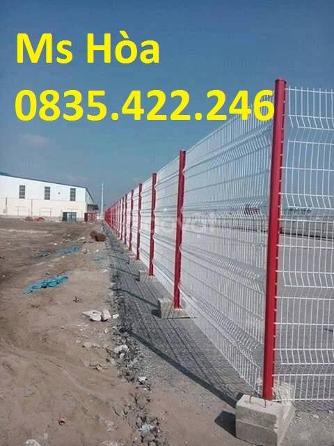 Hàng rào lưới thép hàng rào kho hàng rào hàng rào barie giá sỉ