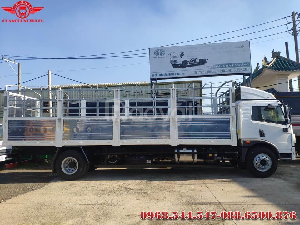 Bảng giá xe tải faw 8 tấn thùng dài 8m xe tải trả góp Bình Dương