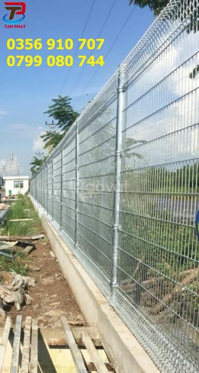 Hàng rào di động, hàng rào uốn sóng, hàng rào lưới thép D4,D6