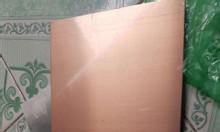 Tấm lót lưỡng kim đồng nhôm  400 x 200 x 2 mm chất lượng giá rẻ nhất
