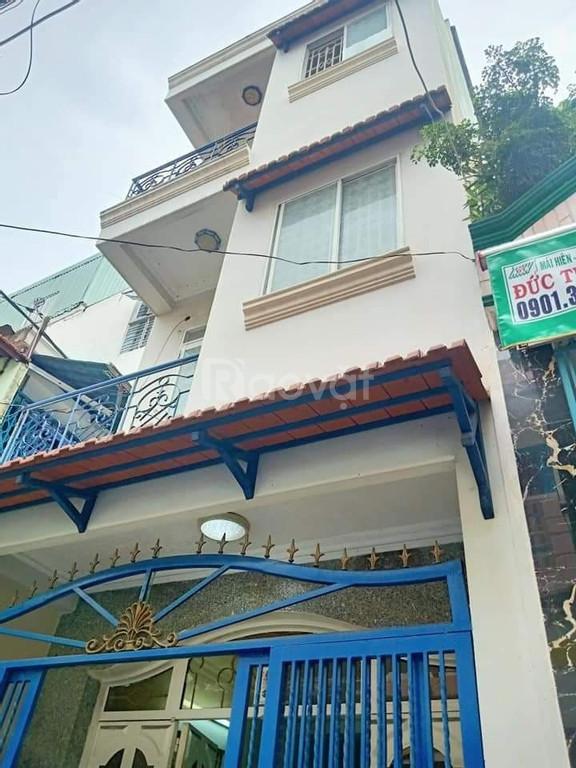 Bán nhà căn góc HXH đường Đoàn Văn Bơ Quận 4, 3 tầng BTCT giá chỉ 3.5 tỷ.