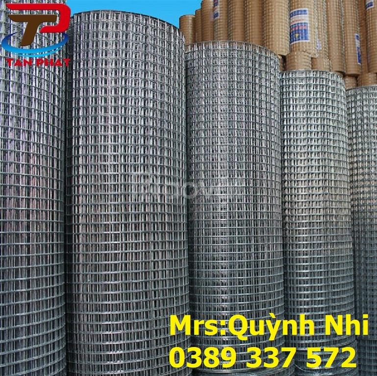Lưới thép hàn D3a50x50 mạ kẽm, có sẵn hàng giá tốt