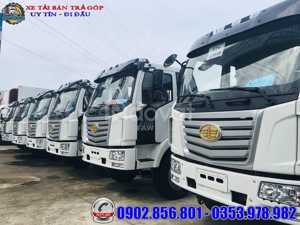 Xe tải 8 tấn faw, xe tải faw 8 tấn thùng dài