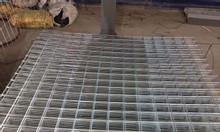 Lưới thép hàn mạ kẽm, lưới hàn làm hàng rào, lưới đổ sàn