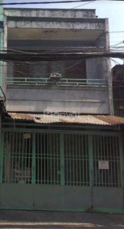 Ngân hàng thanh lý nhà cấp  4 Hoàng Diệu Q4 48m2 gần chợ, sổ hồng