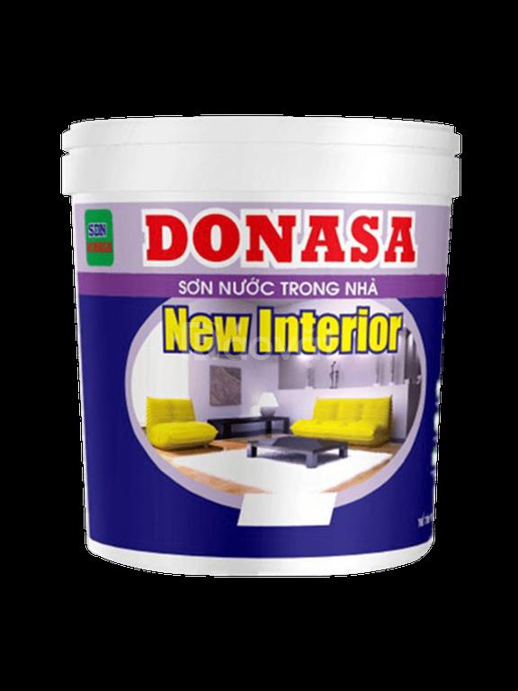 Tìm nhà phân phối Sơn nội thất Donasa Interior chính hãng tại Tân Bình