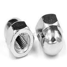 Cung cấp đai ốc mũ tán chụp tròn m27, ốc cấy m4, ốc chấu m5, giá rẻ.