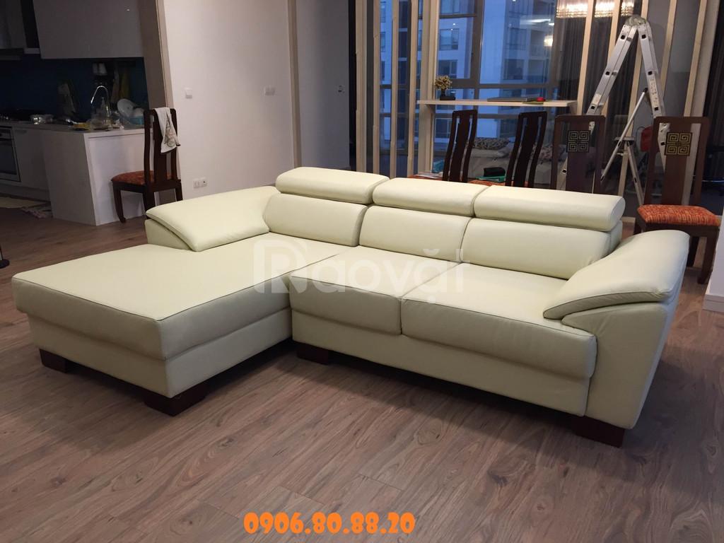 Bọc ghế sofa quận 4, bọc lại ghế giá xưởng uy tín