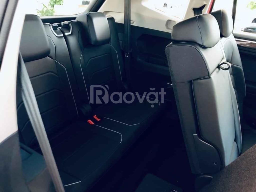 Volkswagen Tiguan Luruxy 2020 giá tốt
