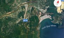 Bán đất biển ngay bãi tắm Từ Nham Phú Yên, sổ đỏ thổ cư, chỉ 7.5Tr/m2