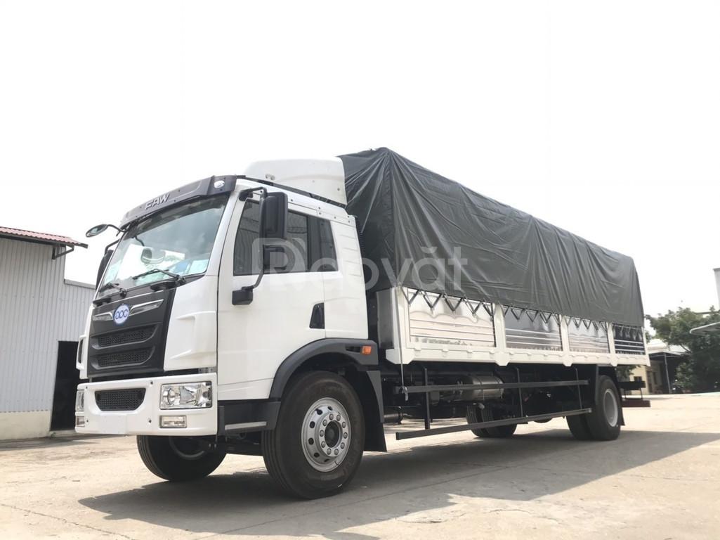 Xe tải FAW 8 tấn 3 thùng dài 8 mét