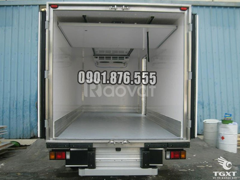 Xe đông lạnh Suzuki Carry Truck hỗ trợ vay cao, giao xe ngay