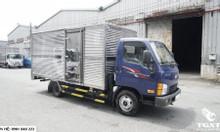 Hyundai N250SL thùng kín tải 2t5, thùng dài 4m3