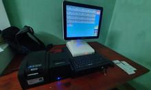 Lắp đặt bộ máy tính tiền cho quán ăn vặt tại TP.HCM