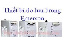 Thiết bị đo lưu lượng Emerson
