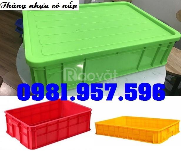 Thùng nhựa công nghiệp, thùng nhựa 1T, thùng nhựa 1T5