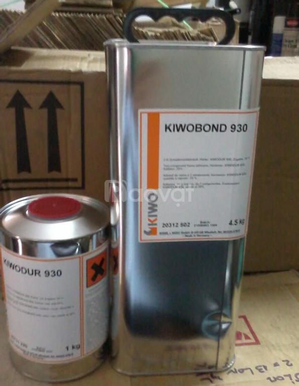 Keo dán khung Kiwo Bond 930, keo dán khung , keo chụp bản, vật tư in
