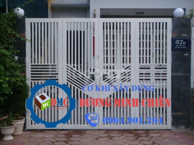 Sửa cửa sắt quận 8, TP HCM