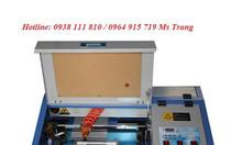 Máy laser 3020 mini chuyên khắc dấu