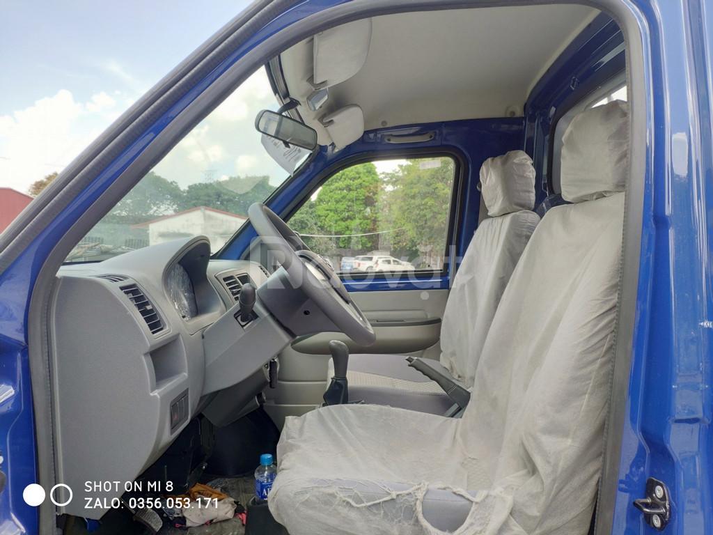 Giá xe tải kenbo 990kg thùng dài 2m6 trả trước chỉ 80 triệu nhận xe