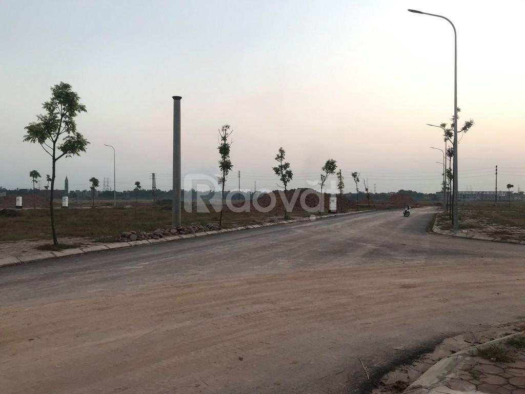 Chỉ với giá 680 triệu trọn gói sở hữu ngay đất nền Việt Yên Bắc Giang