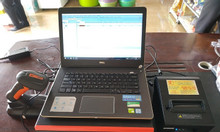 Combo máy tính tiền giá rẻ cho tạp hóa Bình Định