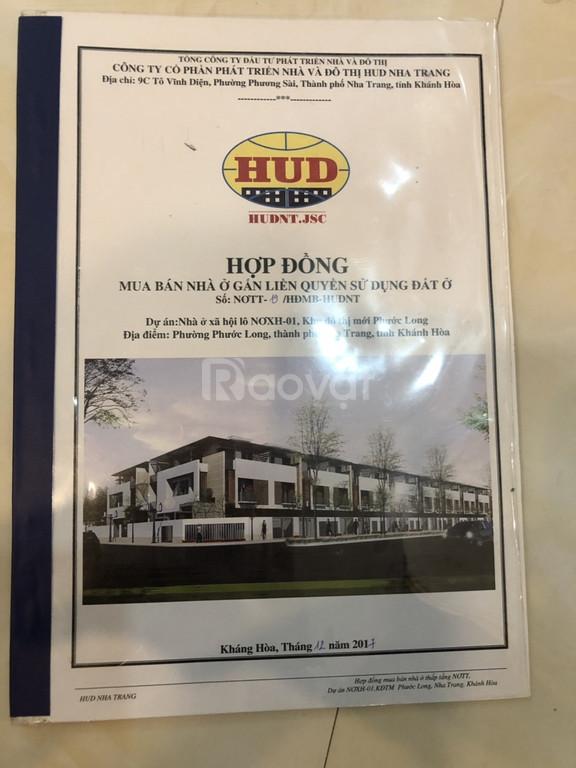 CC bán, cho thuê 2 căn LK giá tốt, VT đẹp, KĐT Phước Long A, Nha Trang