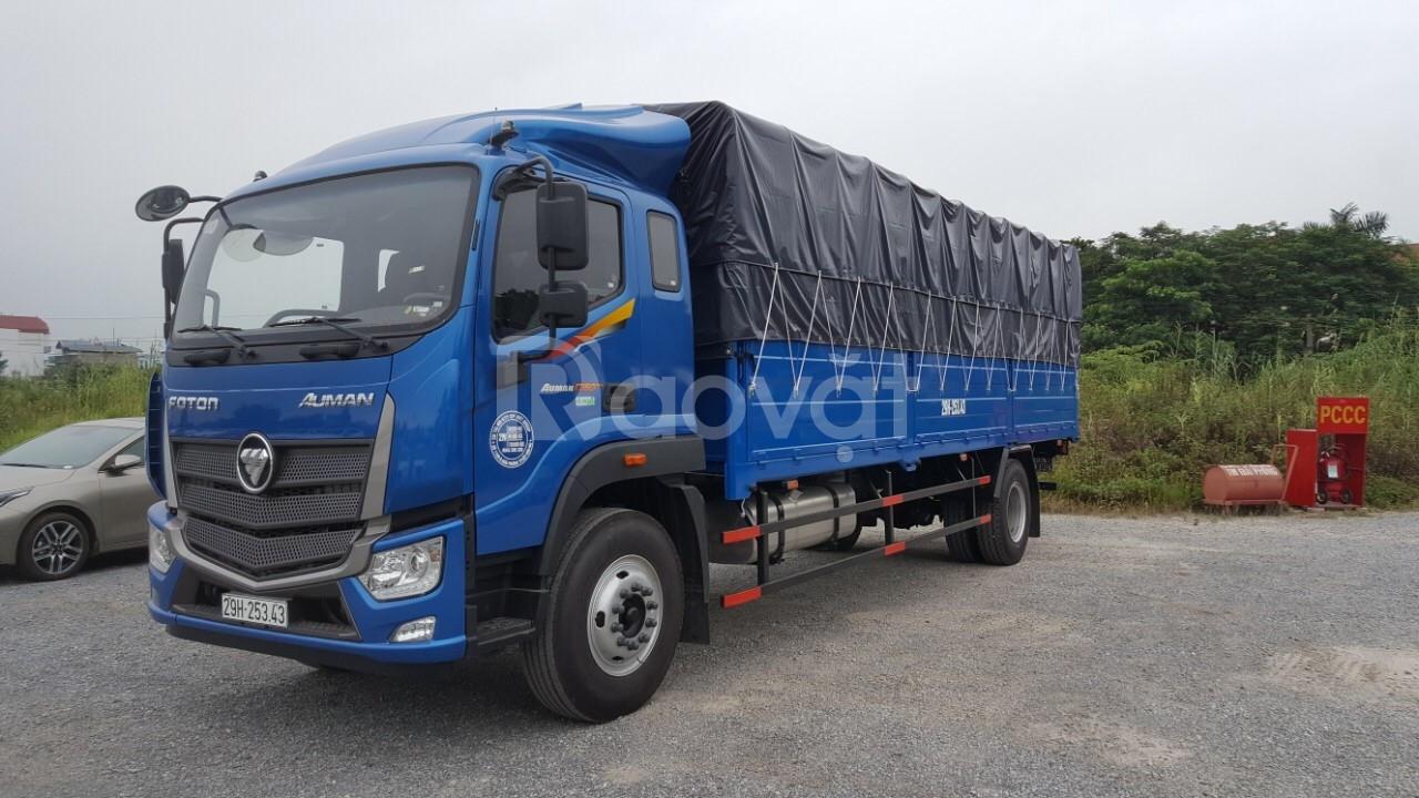 Thaco Auman C160.E4 tải trọng 9.1 tấn