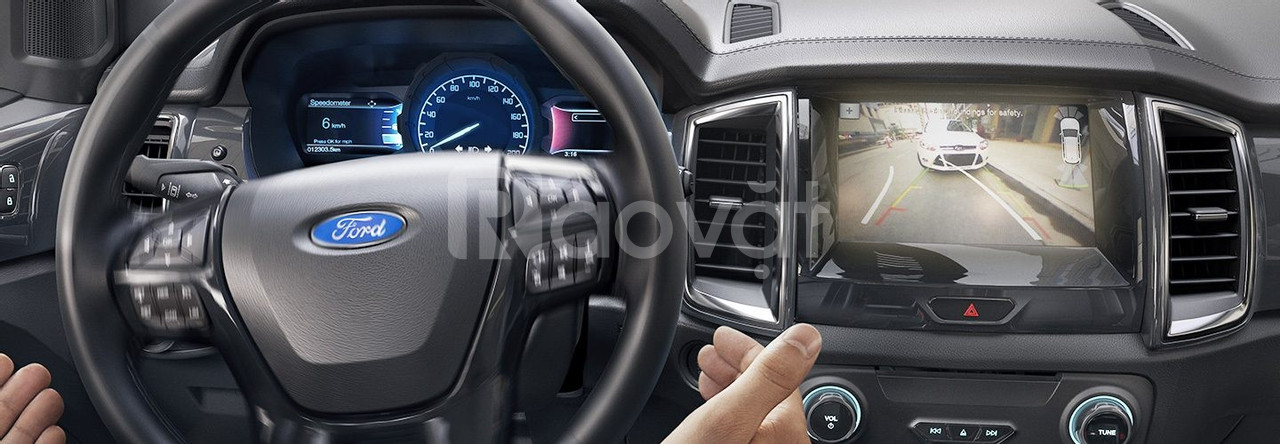Ford Everest 2020 khuyến mãi tốt