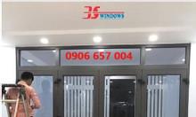 Gia công cửa nhôm, cửa nhựa lõi thép tại TPHCM với giá tốt