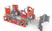 Mô hình chú lái tàu hỏa - Play set - 4045