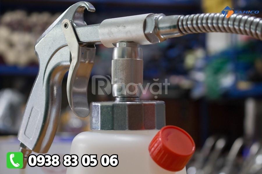Dụng cụ dọn khoang máy bằng khí nén tại Kiên Giang
