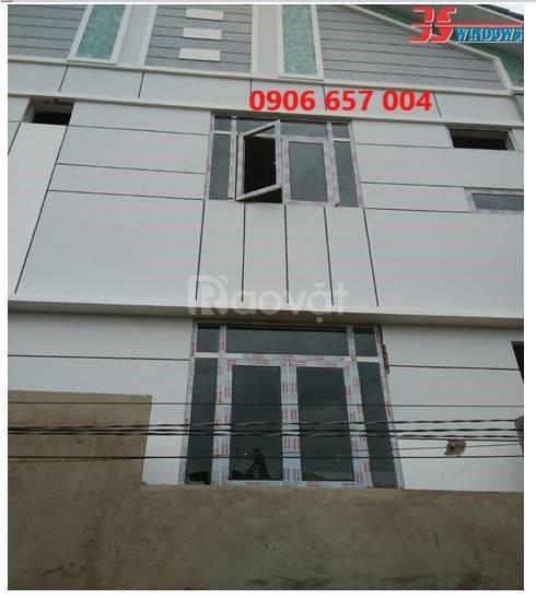Chuyên cửa nhôm xingfa giá tốt nhất cho xây dựng nhà phố