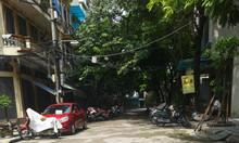Bán nhà trong ngõ Phạm Ngọc Thạch DT 50m2 mặt tiền 6.2m giá 4.4 tỷ.