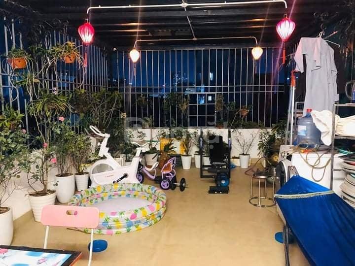 Nhà 3 mặt thoáng 4 phòng ngủ 50m2 phố Trần Hoà Vũ Tông Phan hơn 3 tỷ 0968849875