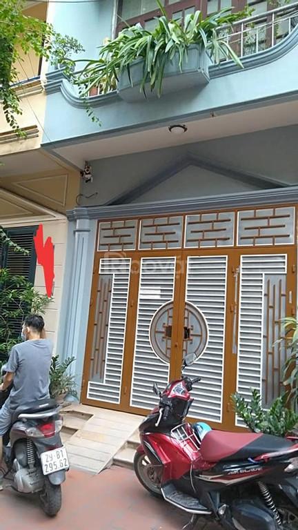 Nhà Nguyễn Chí Thanh, 47m, 4 tầng, mt 4m, giá 7.8 tỷ (TL)