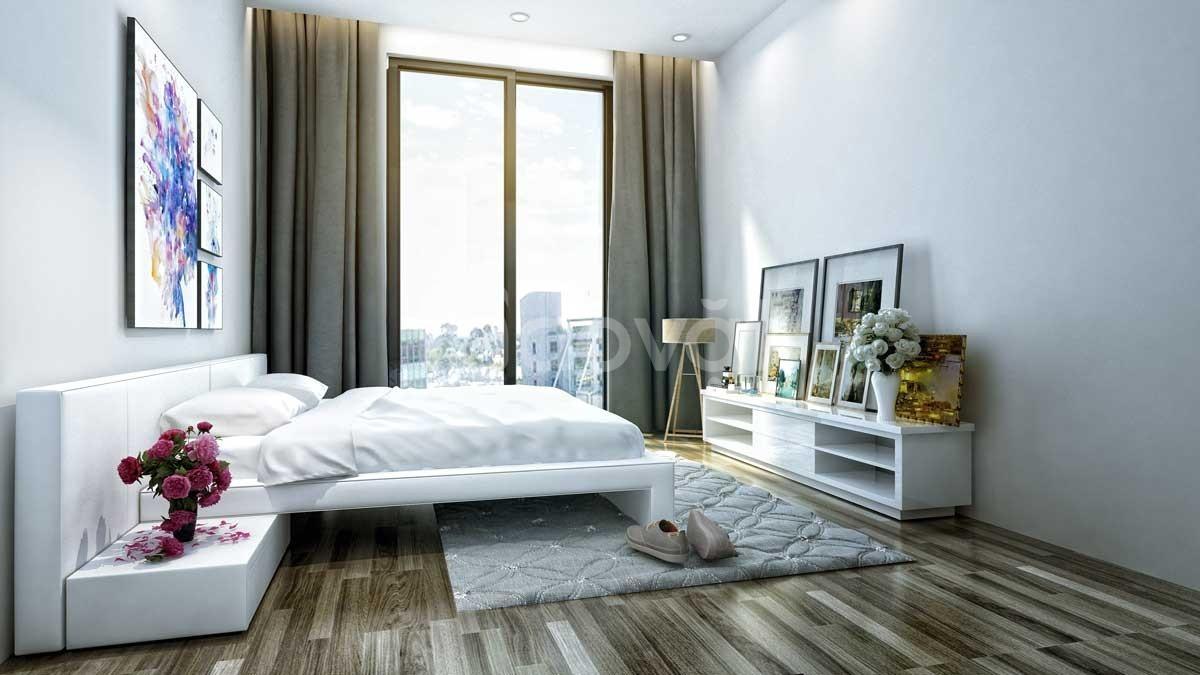 Chỉ nhỉnh 2 tỷ có ngay căn hộ GoldSeason, 2 phòng ngủ, nội thất đầy đủ
