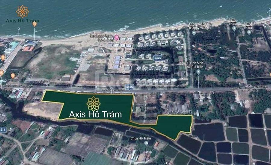 Axis Hồ Tràm giá 24t m2 tốt khu vực