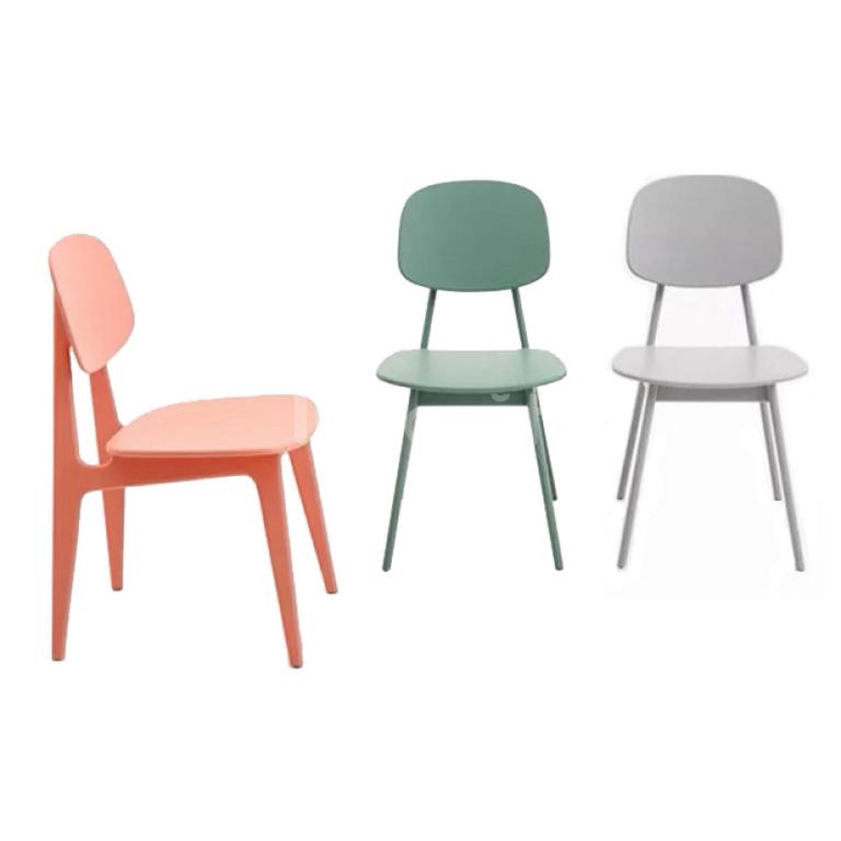Ghế nhựa cao cấp nhiều màu sắc