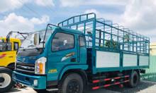 Xe tải chiến thắng 8 tấn ga cơ thùng dài gần 7m