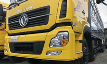 Xe tải chuyên chở cấu kiện điện tử | Dongfeng B180 thùng dài 9M5