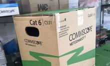 Cáp mạng Cat6 commscope mã 1427254-6 sẵn số lượng