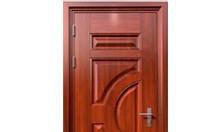 ANKO chuyên cửa thép vân gỗ, cửa thép chống cháy