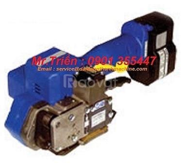 Máy buộc dây đai pet cầm tay P-323 sản phẩm đến từ Đài Loan