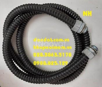 Bán sỉ ống ruột gà chịu nhiệt, ống bọc dây điện, ống ruột gà lõi thép