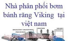 Nhà phân phối bơm bánh răng Viking  tại việt nam